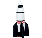 Blast Rocket Stress Toy  by Gopromotional - we get your brand noticed!