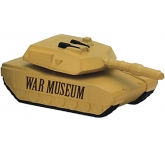 Army Tank Stress Toy  by Gopromotional - we get your brand noticed!
