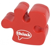 Jigsaw Puzzle Piece Stress Toy  by Gopromotional - we get your brand noticed!
