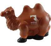 Lawrence The Camel Stress Toy  by Gopromotional - we get your brand noticed!