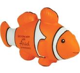 Clown Fish Stress Toy