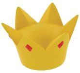 Monarch Crown Stress Toy  by Gopromotional - we get your brand noticed!