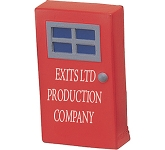 Door Stress Toy  by Gopromotional - we get your brand noticed!