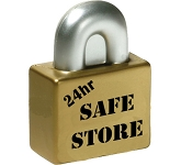 Padlock Stress Toy  by Gopromotional - we get your brand noticed!
