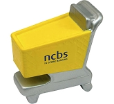 Shopping Trolley Stress Toy  by Gopromotional - we get your brand noticed!