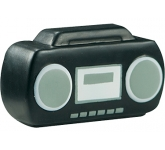 Radio Stress Toy  by Gopromotional - we get your brand noticed!