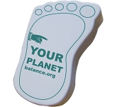 Carbon Footprint Stress Toy  by Gopromotional - we get your brand noticed!
