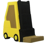 Fork Lift Truck Stress Toy  by Gopromotional - we get your brand noticed!