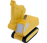 Excavator Stress Toy  by Gopromotional - we get your brand noticed!