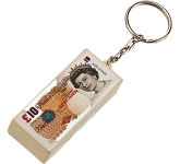 Money Keyring Stress Toy