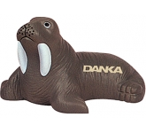 Walrus Stress Toy  by Gopromotional - we get your brand noticed!
