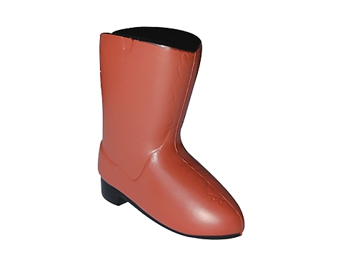 Cowboy Boot Stress Toy