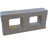 Breeze Block Stress Toy  by Gopromotional - we get your brand noticed!