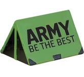 Tent Stress Toy  by Gopromotional - we get your brand noticed!