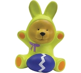 Easter Bunny Stress Toy  by Gopromotional - we get your brand noticed!
