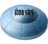 Space Ship Stress Toy  by Gopromotional - we get your brand noticed!
