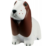 Bassett Hound Stress Toy