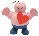 Hugging Love Man Stress Toy  by Gopromotional - we get your brand noticed!