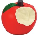 Apple Bitten Stress Toy
