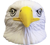 Eagle Head Stress Toy  by Gopromotional - we get your brand noticed!