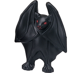 Gotham Bat Stress Toy  by Gopromotional - we get your brand noticed!