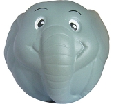 Elephant Stress Ball  by Gopromotional - we get your brand noticed!