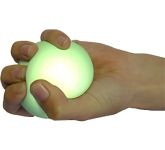 Glow In The Dark Stress Ball  by Gopromotional - we get your brand noticed!