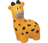 Henry The Giraffe Stress Toy  by Gopromotional - we get your brand noticed!