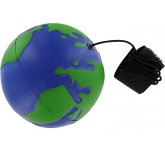 Globe Yo Yo Stress Toy  by Gopromotional - we get your brand noticed!