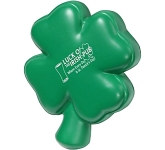 4-Leaf Clover Stress Toy  by Gopromotional - we get your brand noticed!