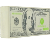 Hundred Dollar Bill Stress Toy