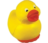 Quacking Duck Stress Toy  by Gopromotional - we get your brand noticed!