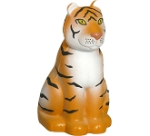 Tigger Sitting Tiger Stress Toy
