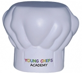 Ramsay Chefs Hat Stress Toy  by Gopromotional - we get your brand noticed!
