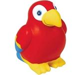 Polly Parrot Stress Toy  by Gopromotional - we get your brand noticed!