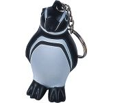 Splash Penguin Keyring Stress Toy  by Gopromotional - we get your brand noticed!