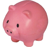 Henry The Pig Stress Toy  by Gopromotional - we get your brand noticed!