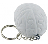 Brain Keyring Stress Toy