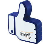 Facebook Likes Printed Stress Toy  by Gopromotional - we get your brand noticed!