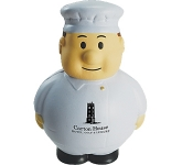 Chef Stress Toy