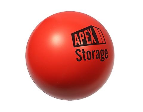 Budget 60mm Round Stress Ball