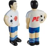Footballer Stress Toy  by Gopromotional - we get your brand noticed!