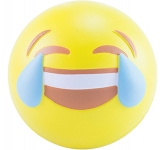 Crying With Laughter Emoji Stress Ball  by Gopromotional - we get your brand noticed!