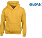 Gildan Kids Heavy Blend Hoody  by Gopromotional - we get your brand noticed!