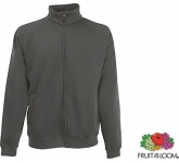 Fruit Of The Loom Classic Full Zip Sweat Jacket  by Gopromotional - we get your brand noticed!