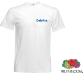 Fruit Of The Loom Original T-Shirts - White