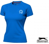 Slazenger Serve Women's Performance T-Shirt  by Gopromotional - we get your brand noticed!