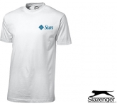 Slazenger Ace T-Shirts - White