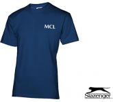 Slazenger Ace Return T-Shirts - Coloured  by Gopromotional - we get your brand noticed!