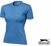 Slazenger Ace Women's T-Shirts - Coloured  by Gopromotional - we get your brand noticed!